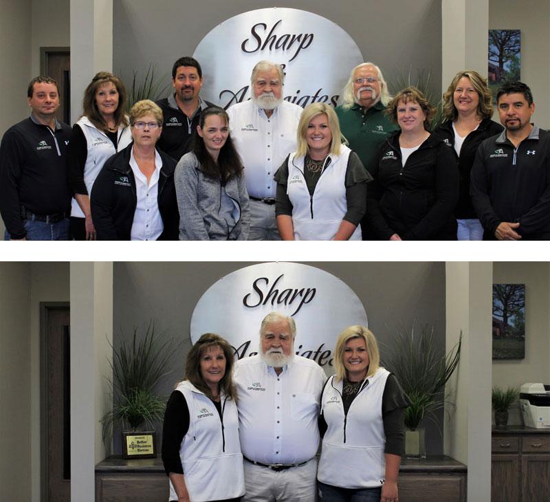 Sharp-Staff-Family