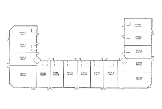 Maple 5 Building Floorplan