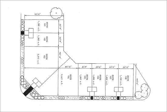Lakeland Business Park Floorplan